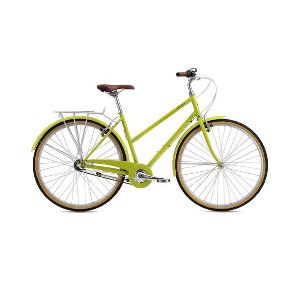 Bicykel Breezer Downtown 3 - ST, jabĺčkový
