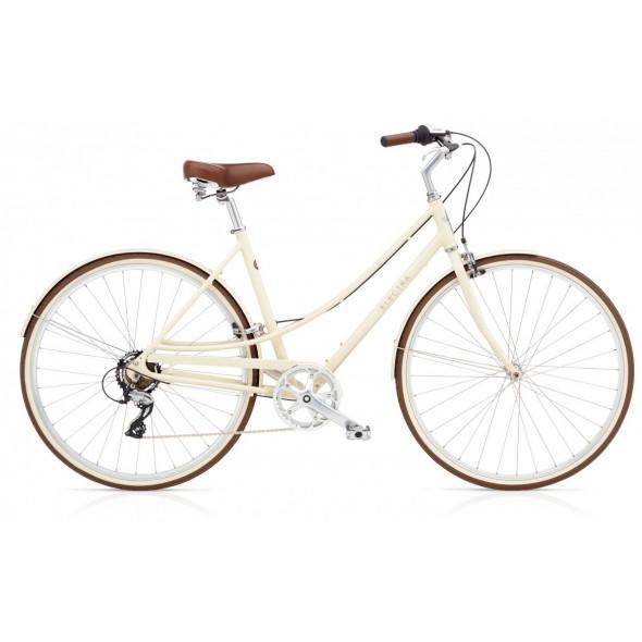 Bicykel ELECTRA Loft 7D Cream Ladies