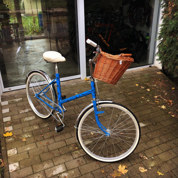 Bicykel Liberta by Pecobikes