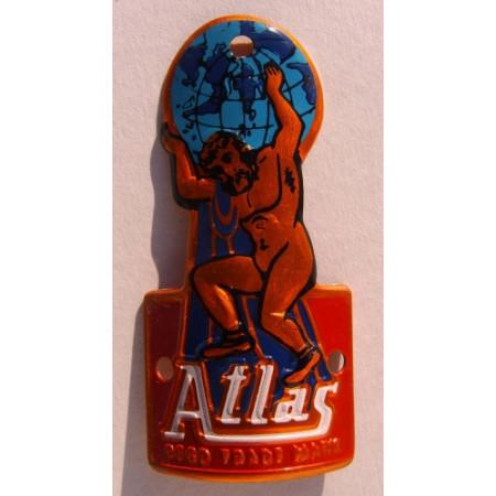 Štítok bicykla ATLAS