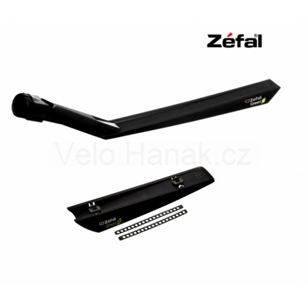 Blatníky Zefal Deflector RC-FC50 GreenZ Set