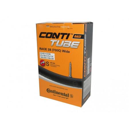 Duša Continental Wide 25/32-622/630, FV 60mm