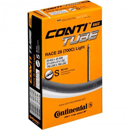 Duša Continental 18-622/25-630 80mm galuskový ventil