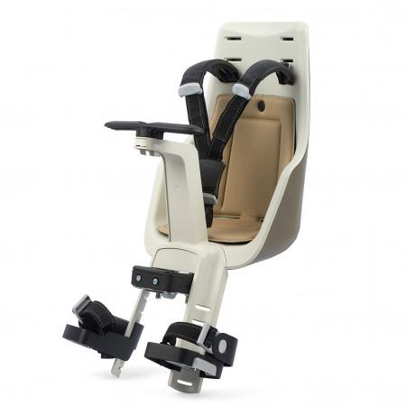 Predná detská sedačka BOBIKE EXCLUSIVE mini, bledohnedá
