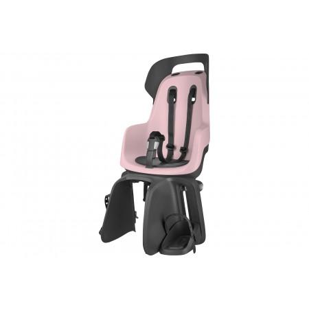 Zadná detská sedačka BOBIKE GO maxi, bledoružová