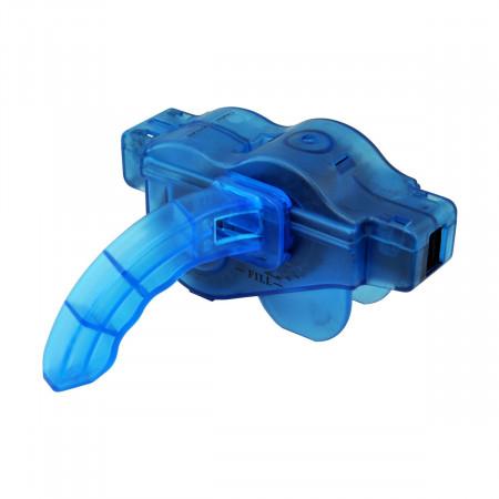 Čistič reťaze Longus Blue s rúčkou