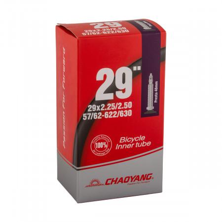 """Duša Chaoyang 29"""" 57/62-622/630, galuskový ventil"""