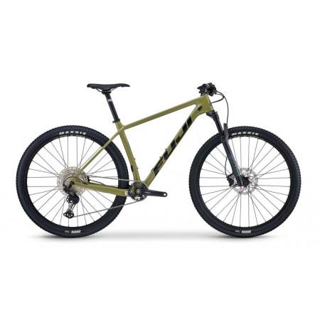 """Horský bicykel Fuji SLM 29 2.5 19"""" 2021 Army Green"""