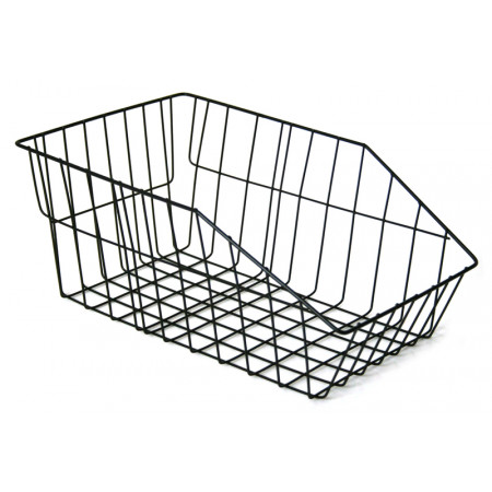 Rear basket wire black