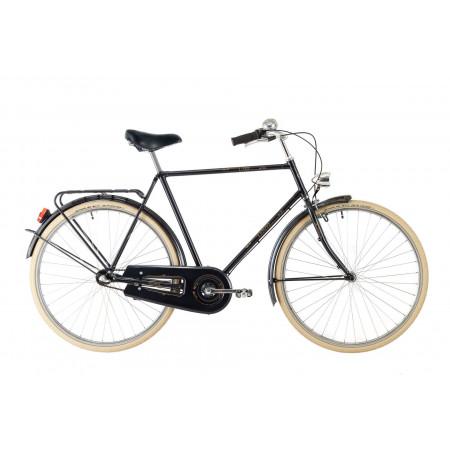 Bicykel Kenzel Luigi, čierny