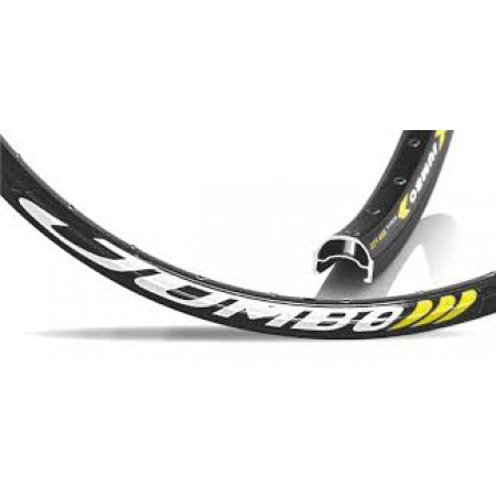 Rim Kenzel Aero DS 406x19, 36 holes, black