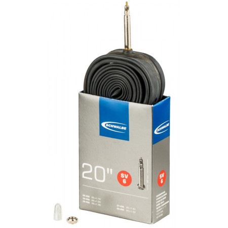 Duša Schwalbe 28/40-406, 20x1,5 40mm galuskový ventil