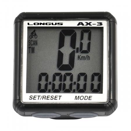 Tachometer Longus AX-3 13f