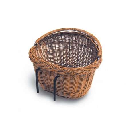 Prútený košík Basil DETROIT, predný s hákmi